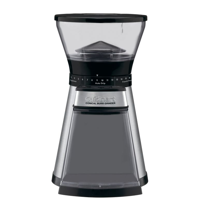 Cuisinart Conical Burr Coffee Grinder, Multicolor thumbnail